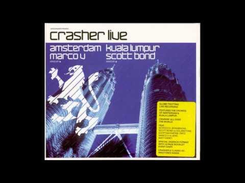 Gatecrasher - Crasher live - Scott Bond (Kuala Lumpur)