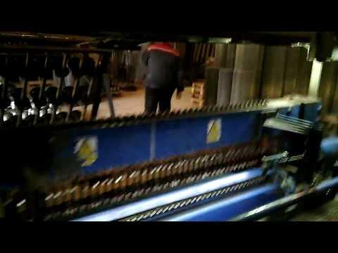 Видео Сетка сварная оцинкованная 4мм