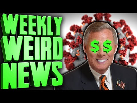 How To Stay Rich During A Pandemic - Weekly Weird News