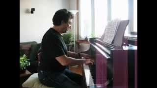 Malena - Tango - Izak Matatya, piano