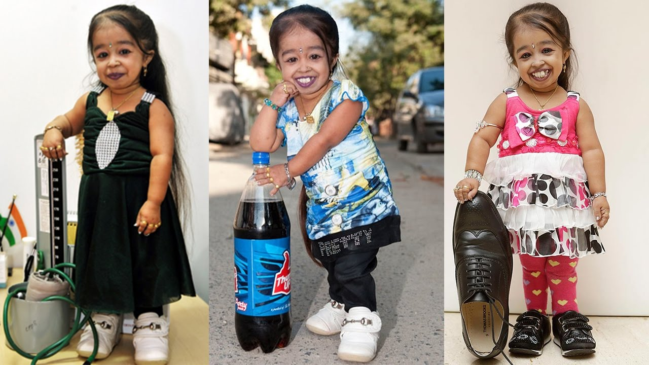 The smallest woman in the world 63