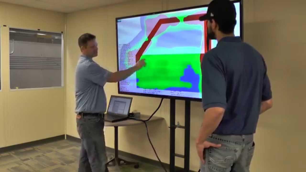 Virtual Car Paint Simulator