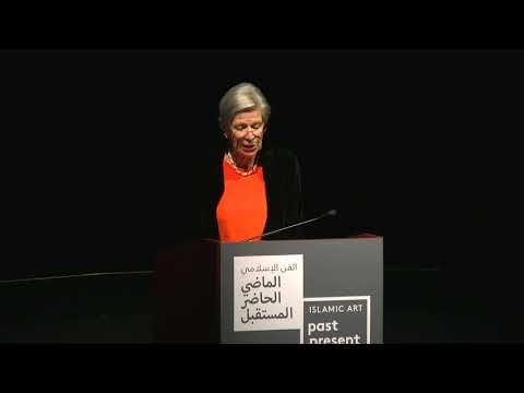 Islamic Art: Past, Present, and Future | Opening Address