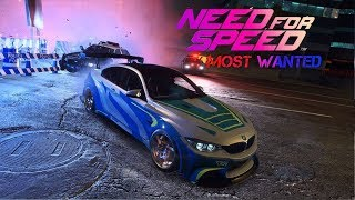 Need for Speed most wanted 2019 fan treiler