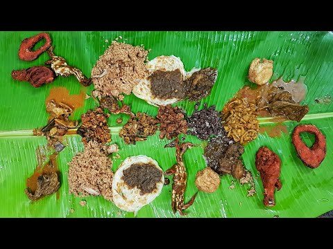 Madurai special Kari Virunthu | AB Food Paradise Restaurant review