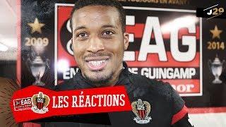 Guingamp 2-5 Nice : les réactions
