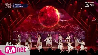 [ENG sub] [최종회] ♬ Moonlight - 러블리즈 @ FINAL 경연 컴백전쟁 : 퀸덤 10화
