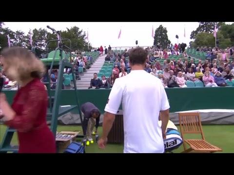 Day 2: Match 3- Albert Ramos-Vinolas (ESP) v Philipp Kohlschreiber (GER)