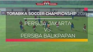 Video Gol Pertandingan Persija Jakarta vs Persiba Balikpapan