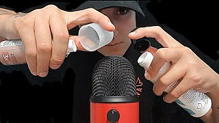 ASMR Fast Lid Sounds Assortment For Lid Sound Lovers | No Talking