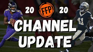 Fantasy Football Prophets Channel Update 2020