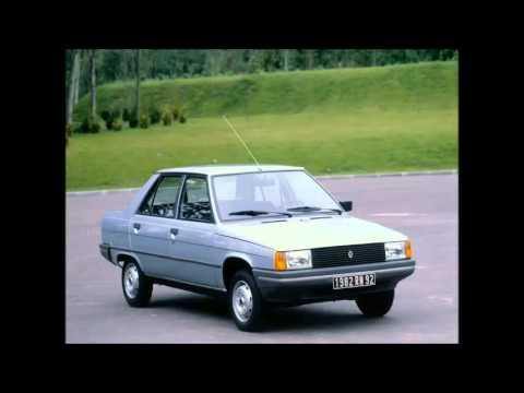 1981 Renault 9 Gtl Youtube