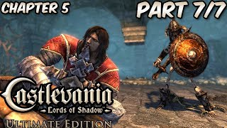 Castlevania: Lords Of Shadow - Let's Play - Chapter 5 Part 7/7 Castle Sewers