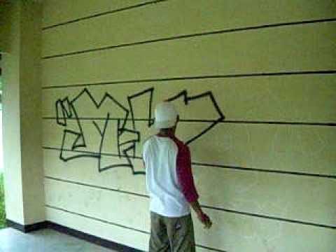 Grafity karya anak mber