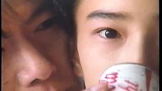 1995年ごろのコカ・コーラライトのCMです。豊川悦司さんが出演されてます。