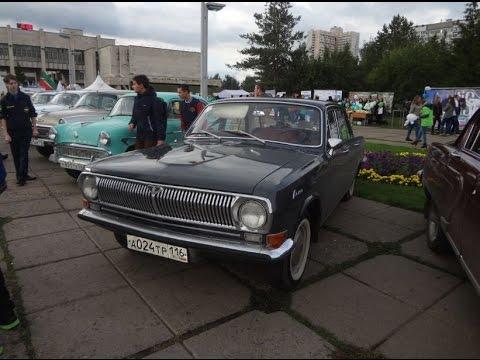 ГАЗ 24 Волга Краткий обзор