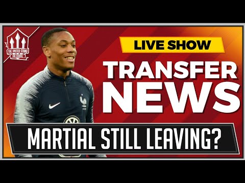 Anthony Martial To Leave Man Utd? MUFC Transfer News Latest thumbnail