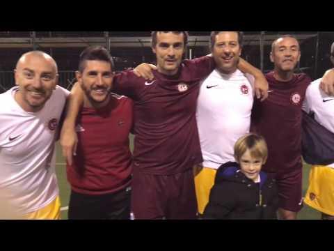 Clip calcio Canottieri Roma Natale & Sport 2016.