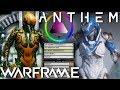 ANTHEM Customization Reminds Me Of WARFRAME!