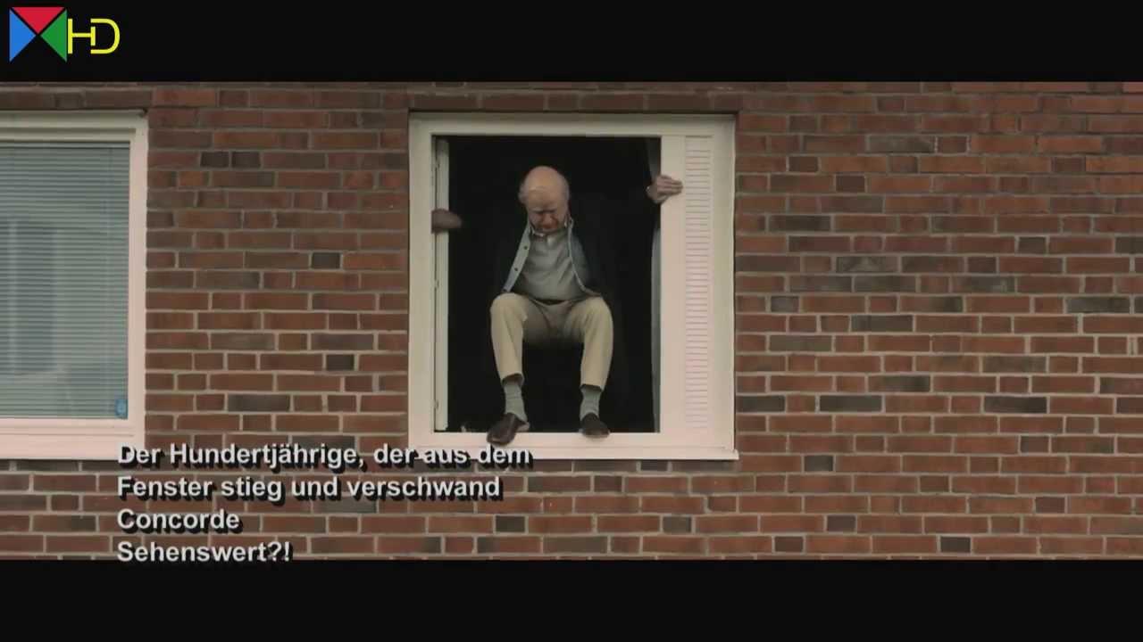 Der Hundertjährige Der Aus Dem Fenster Stieg Und Verschwand Trailer
