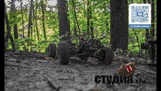 HNR Baja 4WD 1/10 пробный монтаж Adobe Premiere Pro CC 2019