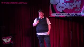 Kirsty Webeck @ The Sit Down Comedy Club - I Thought Your Name Was Kirsty