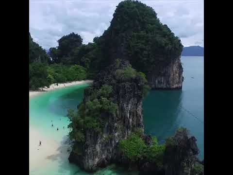 Portfolio Travel - Railay Beach