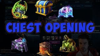 AWESOME Chest Opening - SCREW IT, OPEN THEM ALLLLL