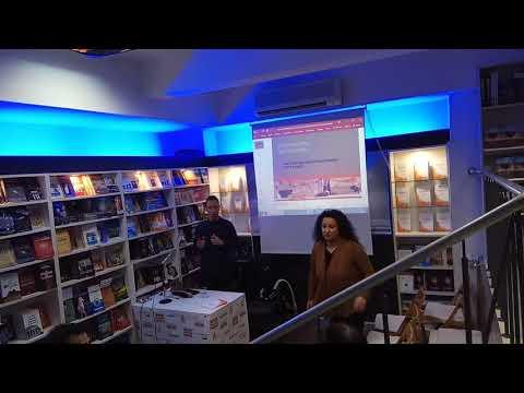 Παρουσιαση Βιβλιου: Το βιβλίο του Σαμάνου θεραπευτή