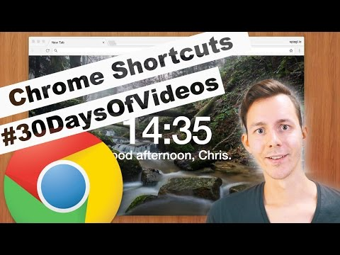 Work Faster In Google Chrome With Keyboard Shortcuts 30daysof