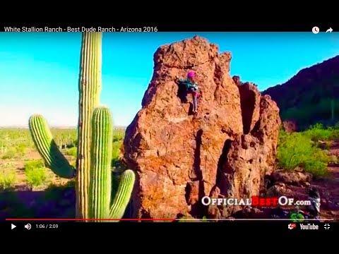 White Stallion Ranch - Best Dude Ranch - Arizona 2016