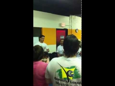 Capoeira Luanda Brooklyn Classes