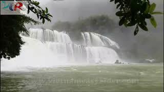 Video The best beautiful Waterfall in Vietnam - Ban Gioc waterfall download MP3, 3GP, MP4, WEBM, AVI, FLV Juli 2018
