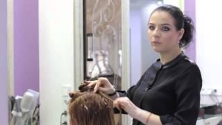 Утренний эфир / Прикорневой объем волос