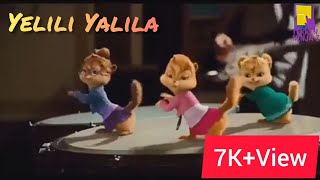 Yelili yelila Arabic song dance with cartoon characters