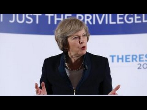 Theresa May landslide expected unless young people vote in droves?