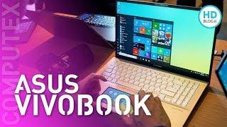 ASUS VivoBook S14 e S15: cornici sottili, ScreenPad e NVIDIA MX250