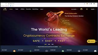 Bityard-Full Review(Worlds Leading Crypto Contract Exchange)Fast Easy And Safe platform to trade