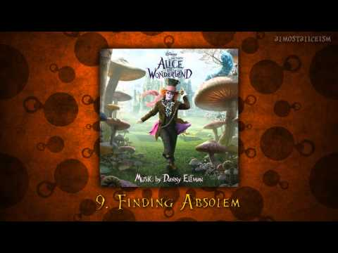 Alice in Wonderland Soundtrack // 09. Finding Absolem