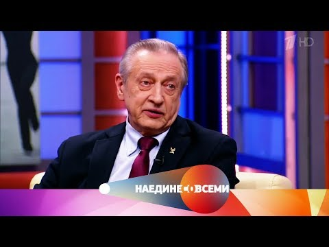 Наедине со всеми - Гость Александр Горшков.  Выпуск от 05.06.2017