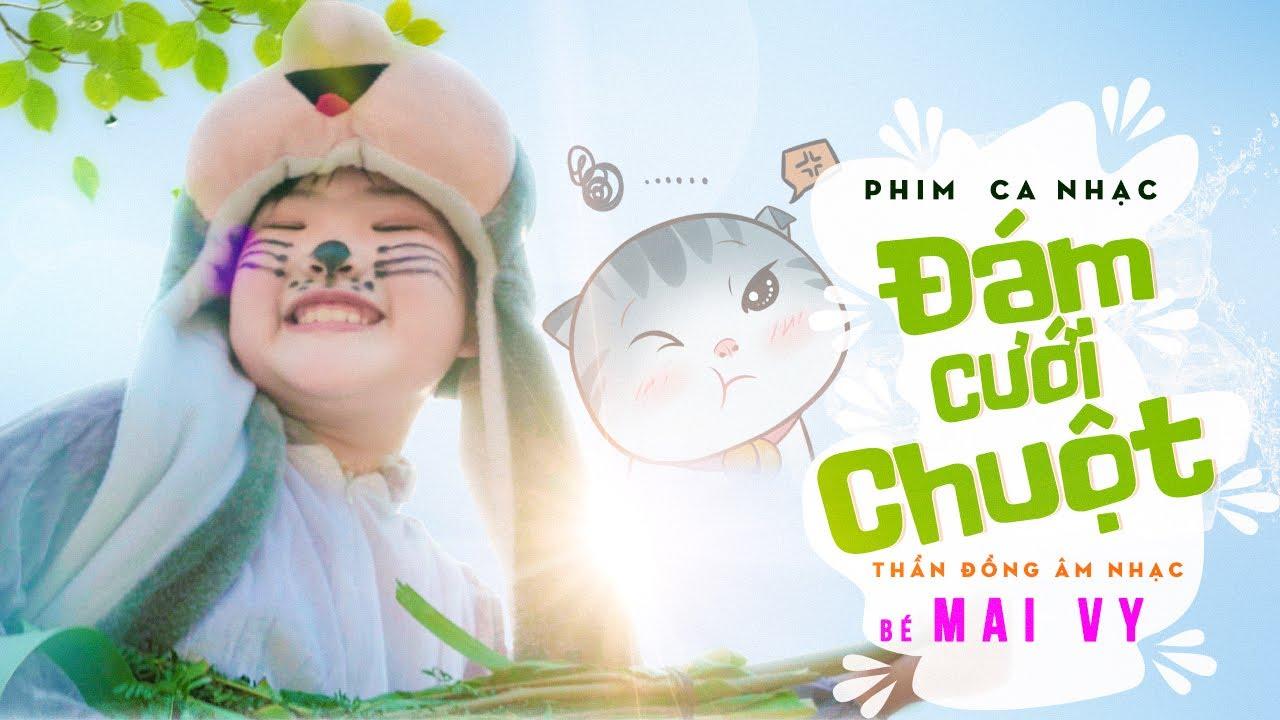 Đám Cưới Chuột ♪ Bé MAI VY Thần Đồng Âm Nhạc Việt Nam [MV Official]