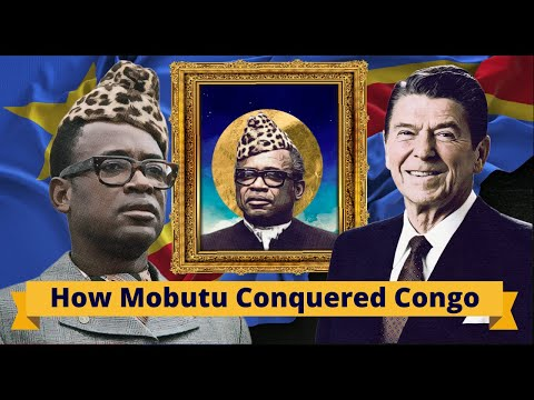 How Mobutu Conquered Congo | The Complex History of the Leopard of Zaire