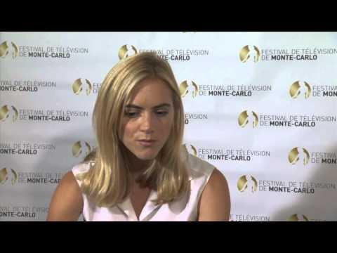 Festival 2014 - Interview Emily Wickersham - NCIS : Enquêtes spéciales