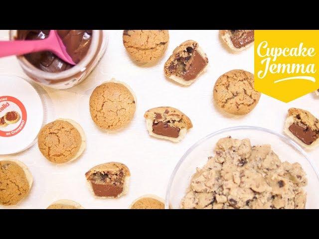How to Make Mini Nutella Pies!   Cupcake Jemma