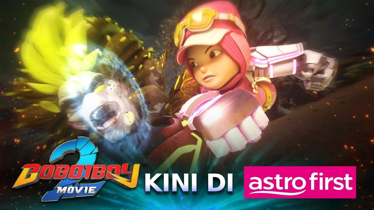 BoBoiBoy Movie 2 - Klip