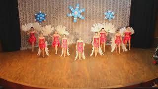 Бродвей Восточные Танцы. Тренер Наталья Червоноштан Новогодний Концерт СТ Rakassa 24.12.17