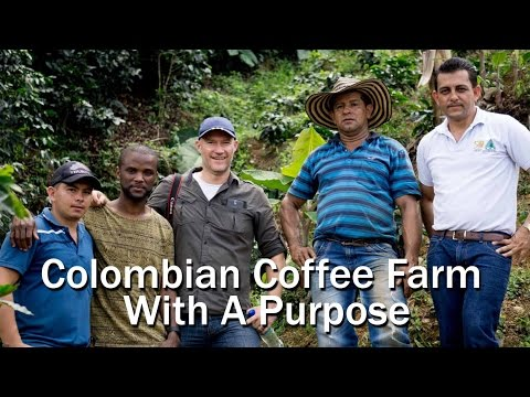 Colombian Coffee Farm With A Purpose