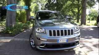 Jeep Grand Cherokee SRT 6.4 Liter HEMI V8 (344 kw/468 PS) - ein ultimativer Hochleistungs-SUV