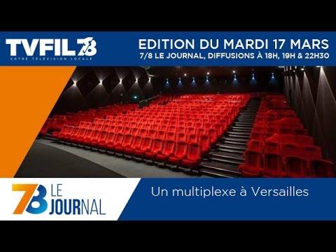 7/8 Le Journal – Edition du mardi 17 mars 2015