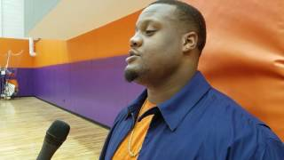 TigerNet.com - Carlos Watkins talks College Football Playoff